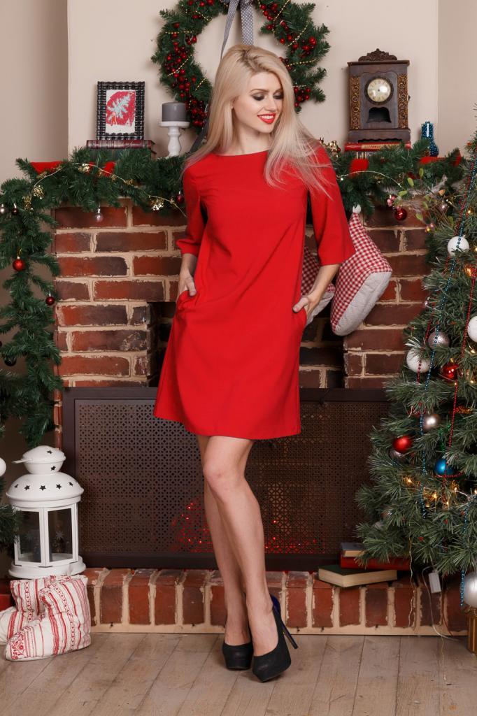 Стандартный размер горловины женского платья