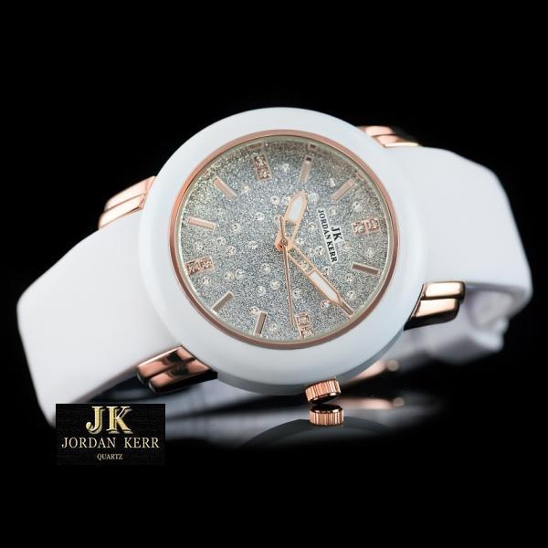 a5f6516017ac6f Оригинальные часы 75 • Часы JORDAN KERR Арт # 5857 • Совместные ...