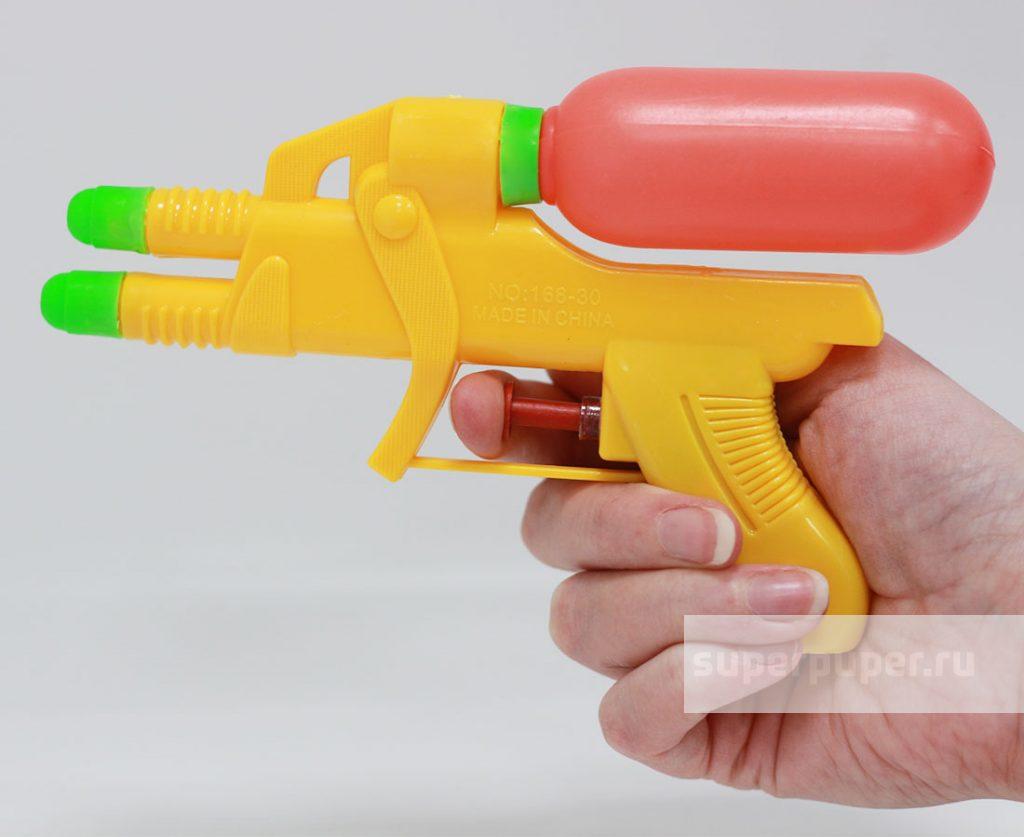 Надписью это, водяной пистолет гифка