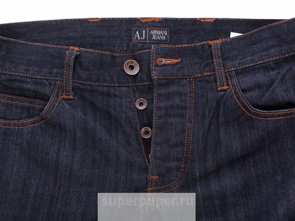 14b15ed0995 Военторг 55 • ОРИГИНАЛЬНЫЕ темно-синие мужские джинсы ARMANI Jeans ...
