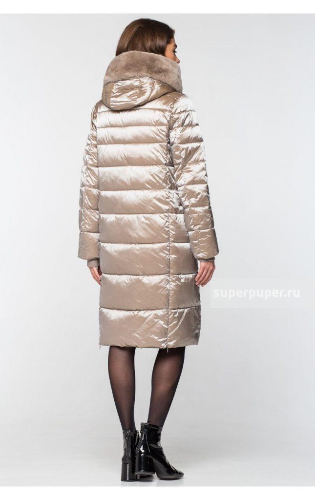 b1012da3 Kattaleya и Clasna 8 • Зимняя куртка женская btf 1815 (шампань ...