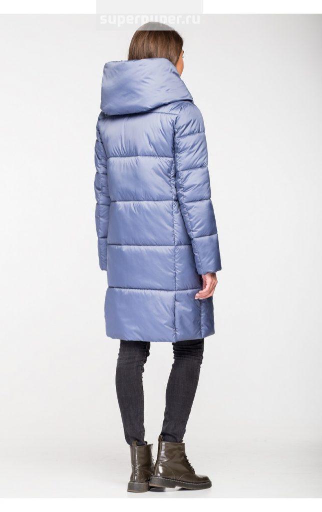 ad60d3f6397c Выкуп состоялся: Зимняя женская куртка укороченная ktl-316 (595 т. голубой)