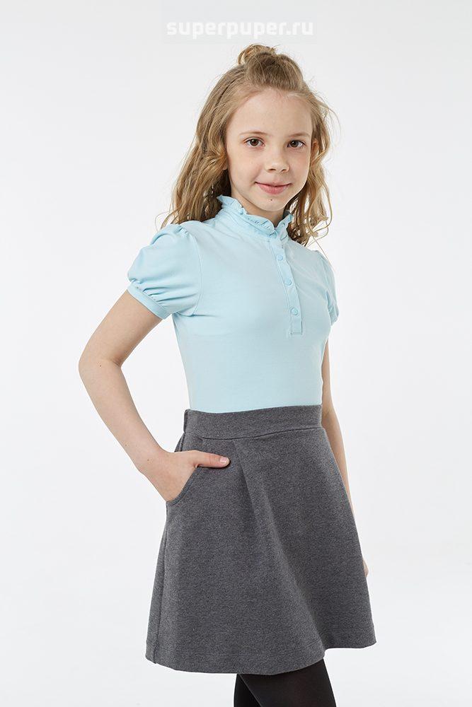16ea51dac38 Umka 21 • Школьная блузка для девочки UMKA • Совместные покупки ...