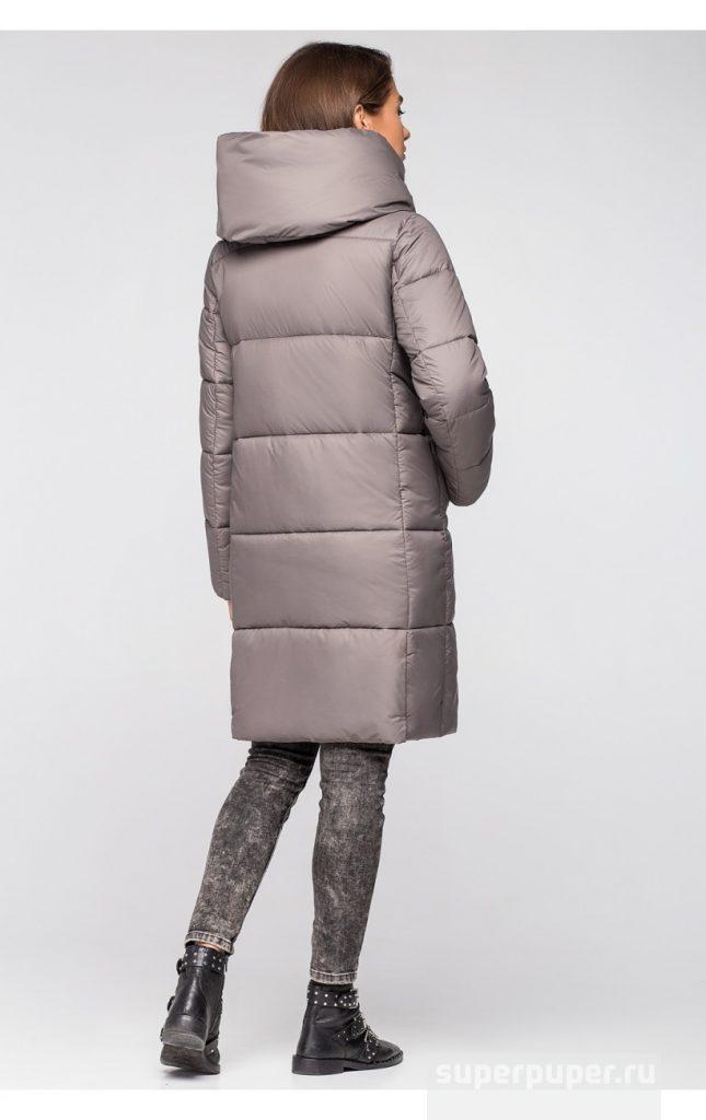4d00c57905a0 Выкуп состоялся: Зимняя женская куртка укороченная KTL-316 (859 насыщенно  бежевый)