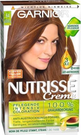 Nutrisse haarfarbe einwirken