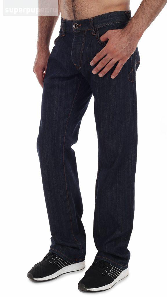 4521fca470f ОРИГИНАЛЬНЫЕ темно-синие мужские джинсы ARMANI Jeans – не жалей денег на  бренд из Италии