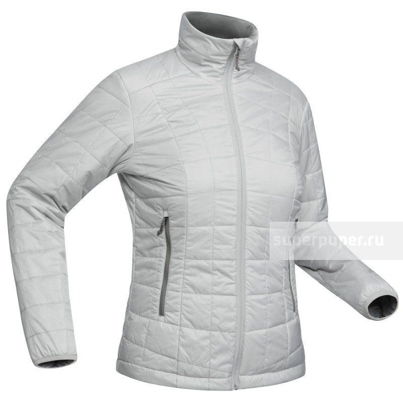 4e7614d00ac Decathlon 39 • Женская куртка для треккинга в горах Trek 100 FORCLAZ ...