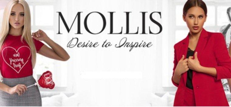 Mollis- яркая женская одежда. Супер распродажа! Новинки. Раздача. Архив 20baea3c732